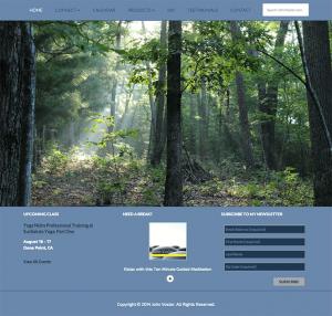 Homepage - John Vosler