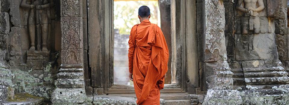 Conscious Images monk
